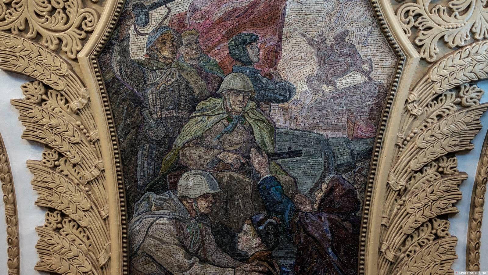 Освобождение Киева советской армией 1943