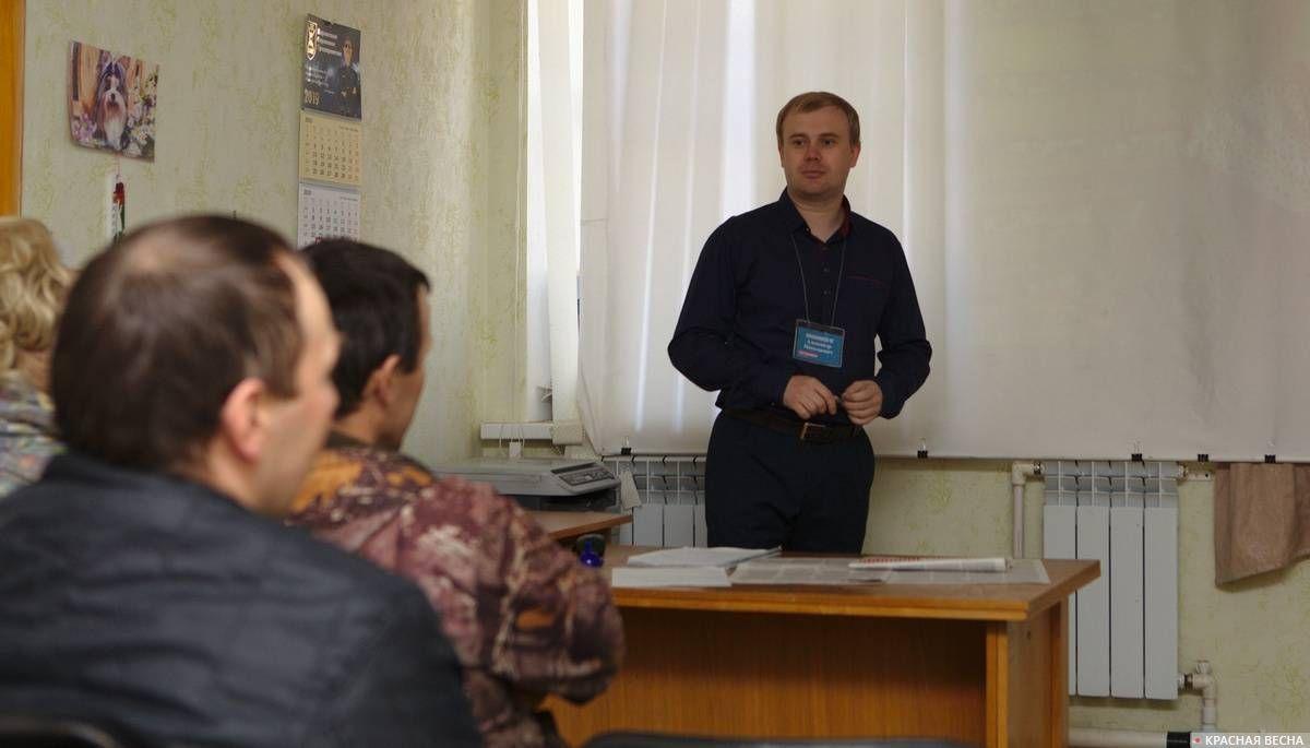 Встреча в Советске
