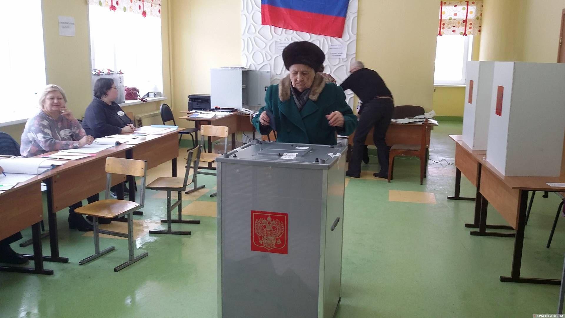 Голосование. Выборы