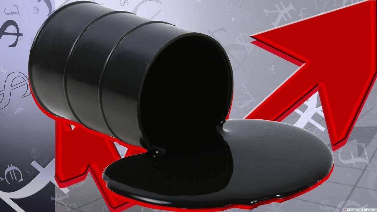 Спрос на нефть