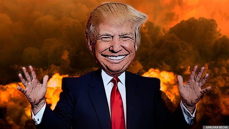 Внешняя политика США