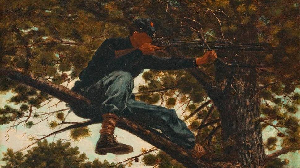 Снайпер. 1863