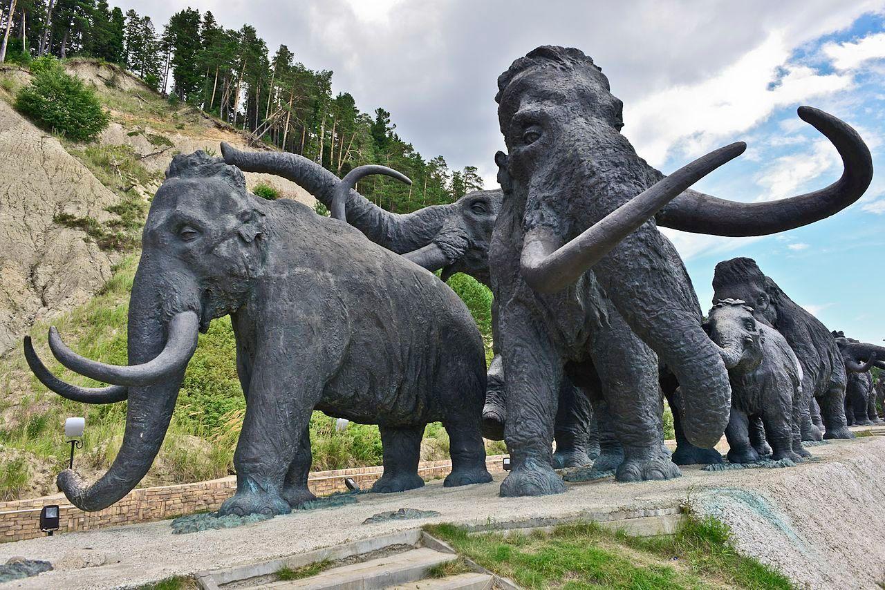Археопарк в г.Ханты-Мансийске