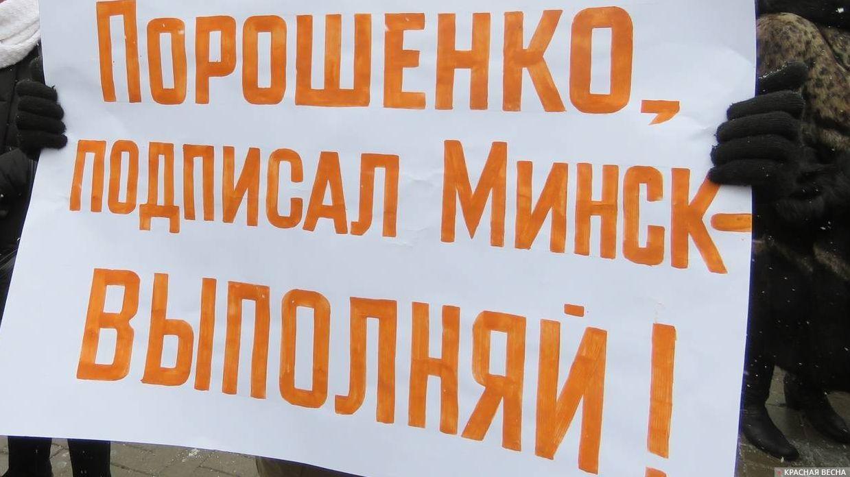 Украина дала гарантии соблюдения минских договоров — Грызлов
