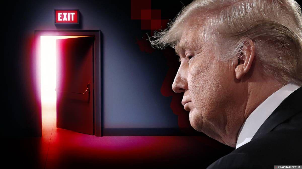 Попытка импичмента президенту США