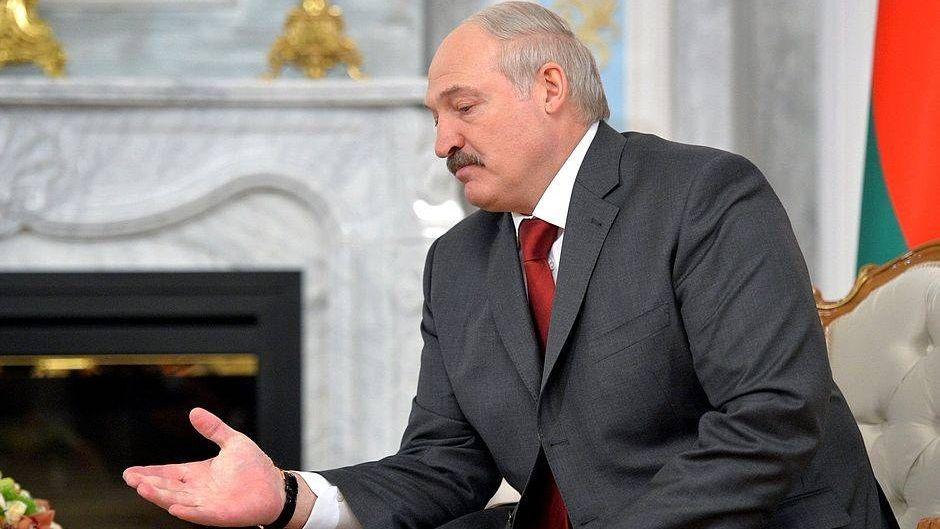 Встреча с Президентом Белоруссии Александром Лукашенко  Президент