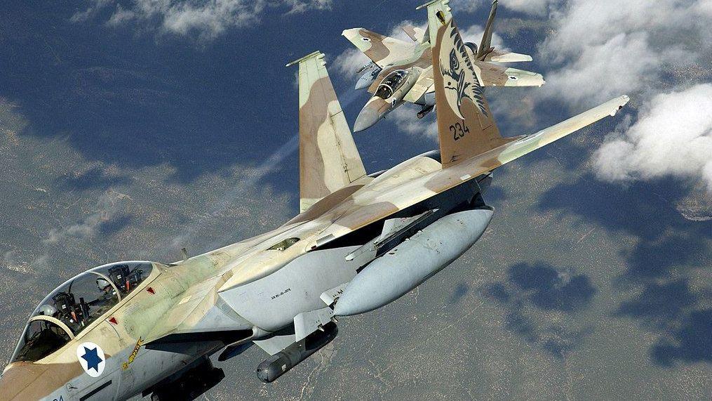 F-15 Израиля