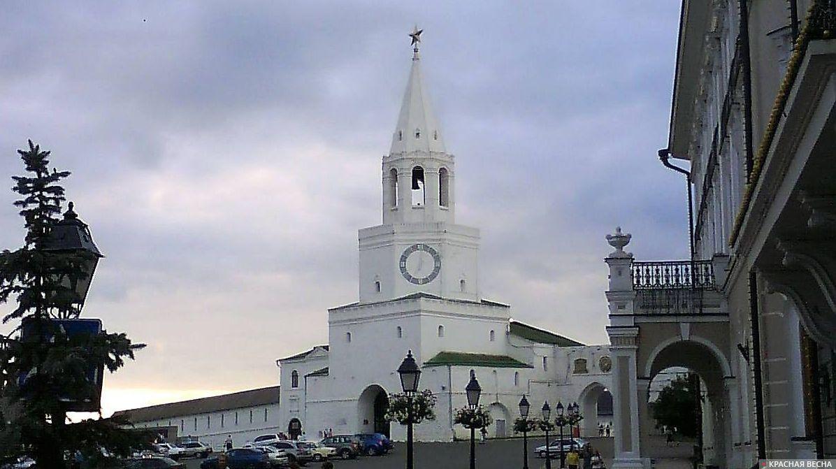 Россия Казань