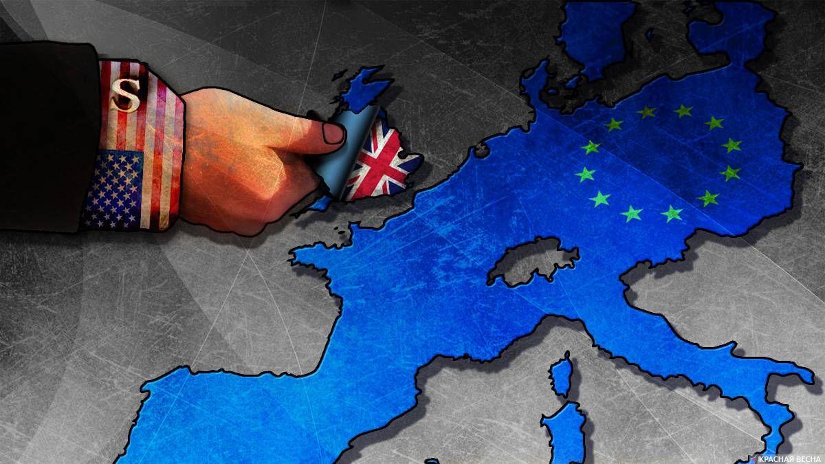 Великобритания будет договариваться оновых торговых союзах после Brexit