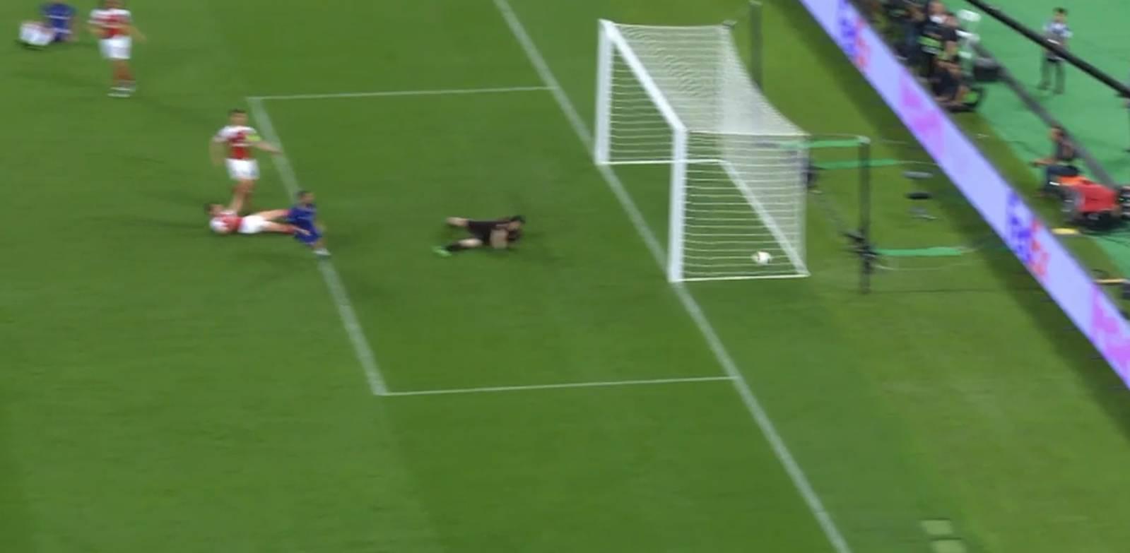 Четвертый гол Челси 4-1. Цитата из прямой трансляции матча на канале «Матч ТВ»