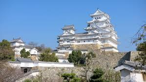 Замок Химэдзи. Япония