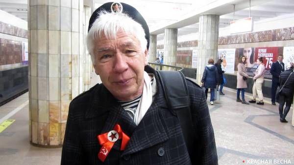Известный фотограф Новосибирска Алексей Игнатович поздравляет земляков с праздником труда