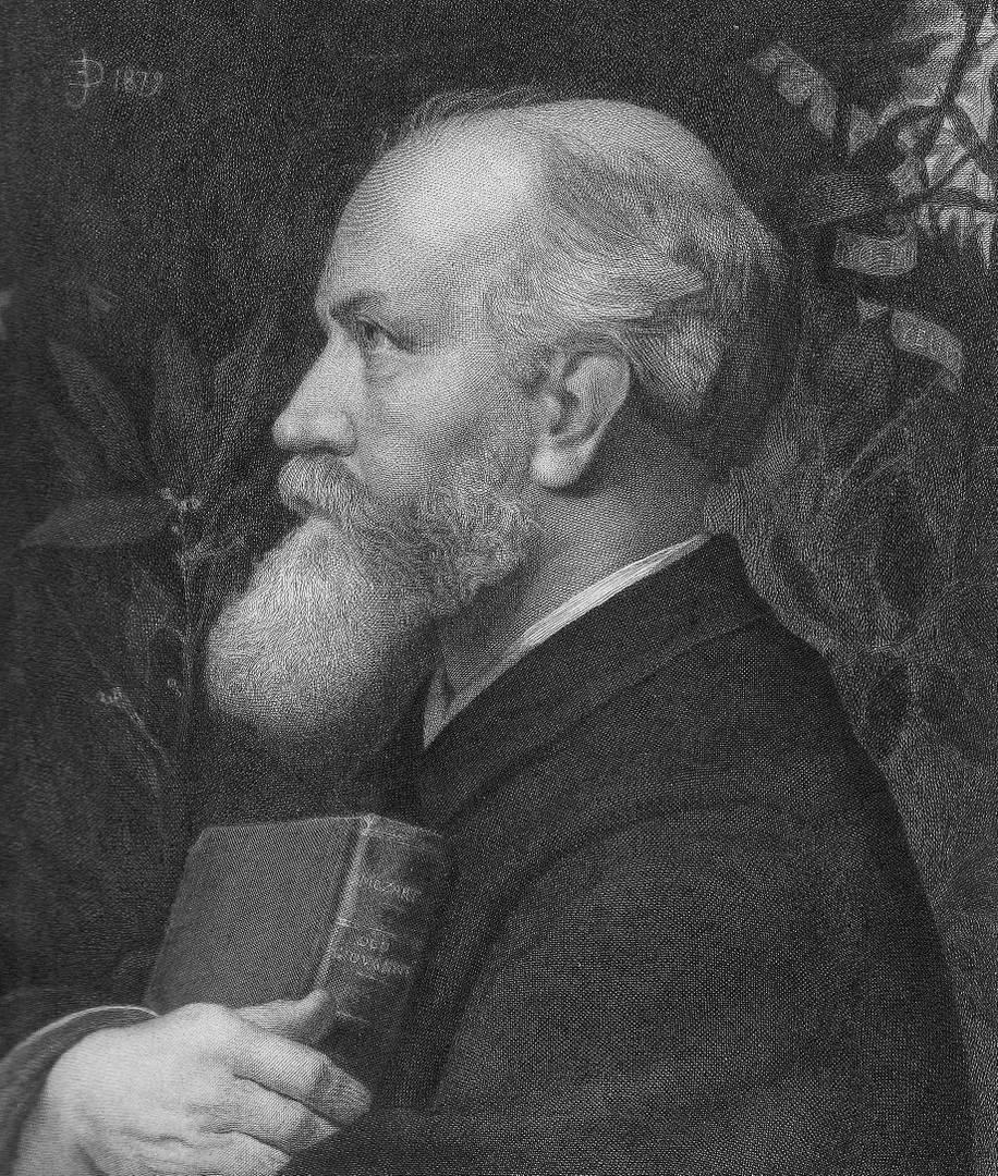 А. Дидье после Жюля- Эли Делоне. Шарль Франсуа Гуно. 1879