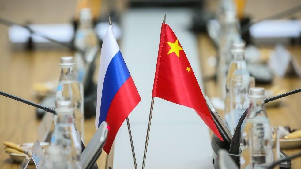 Российско-китайские учения «Воздушно-космическая безопасность»