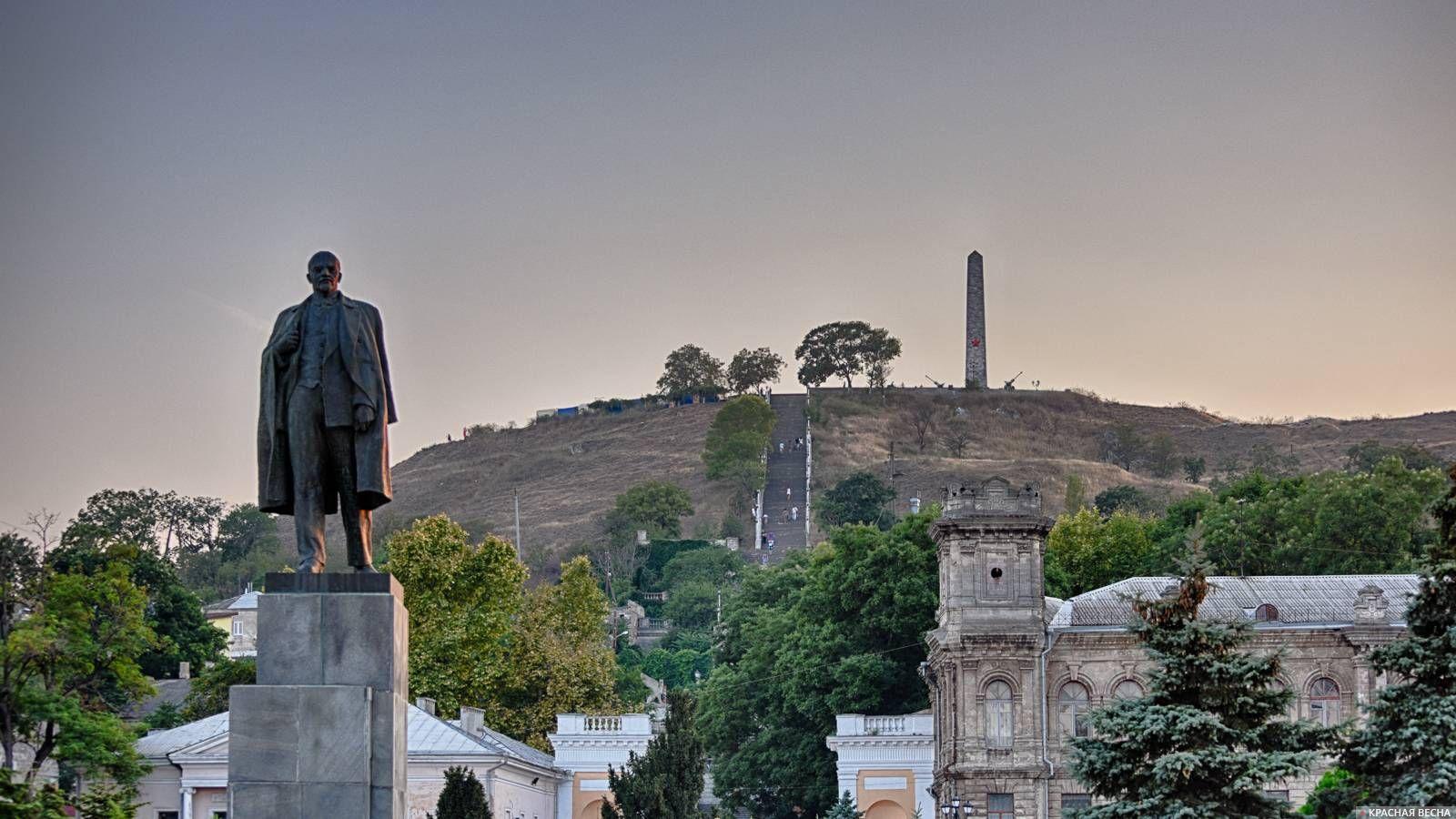 Ленин, Керчь, Крым