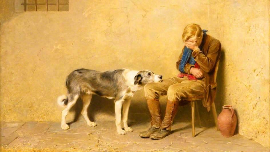 Ривьер Брайтон. Верность. 1869