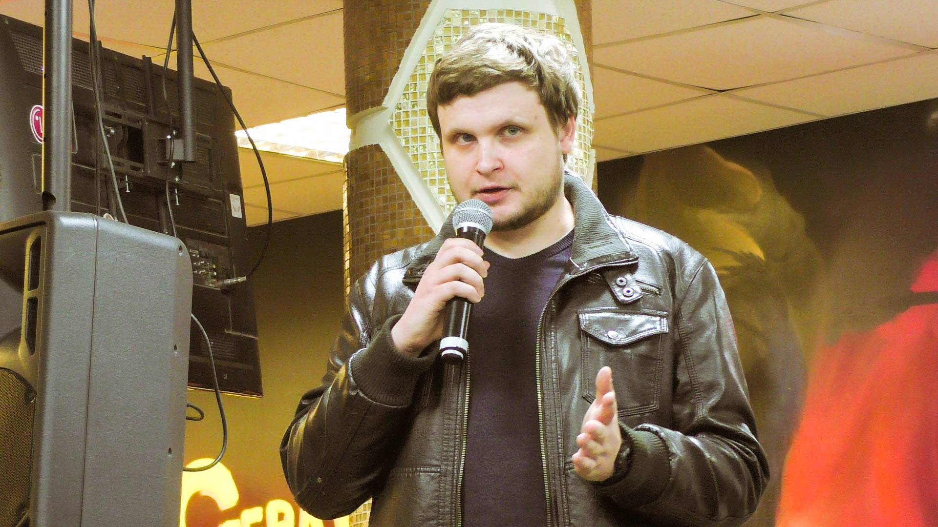 Пранкер Лексус (Алексей Столяров)