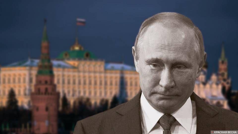 ЦИК зарегистрировал В.Путина кандидатом напост президента