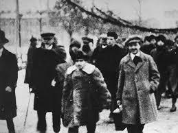 Антонио Грамши в Москве. 1922