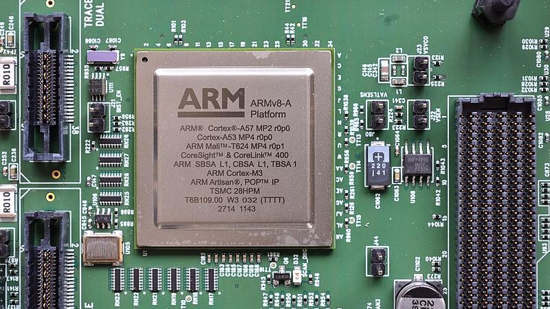 Процессор АRM
