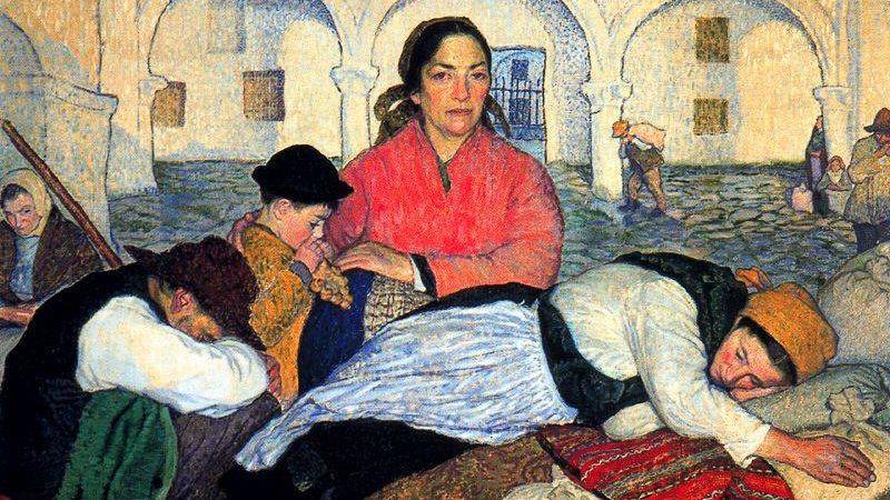 Хуан Луис Лопес Гарсиа. Усталость. XX век