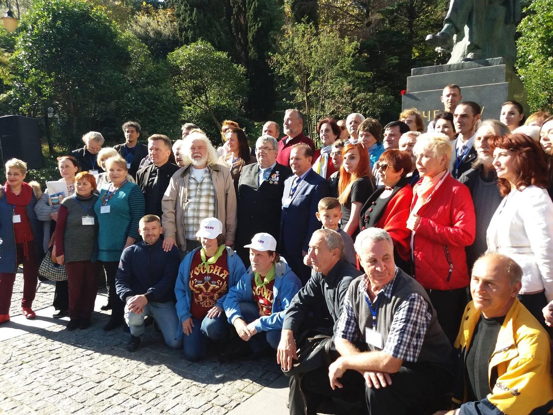 Участники фестиваля «Чеховская осень-2018»