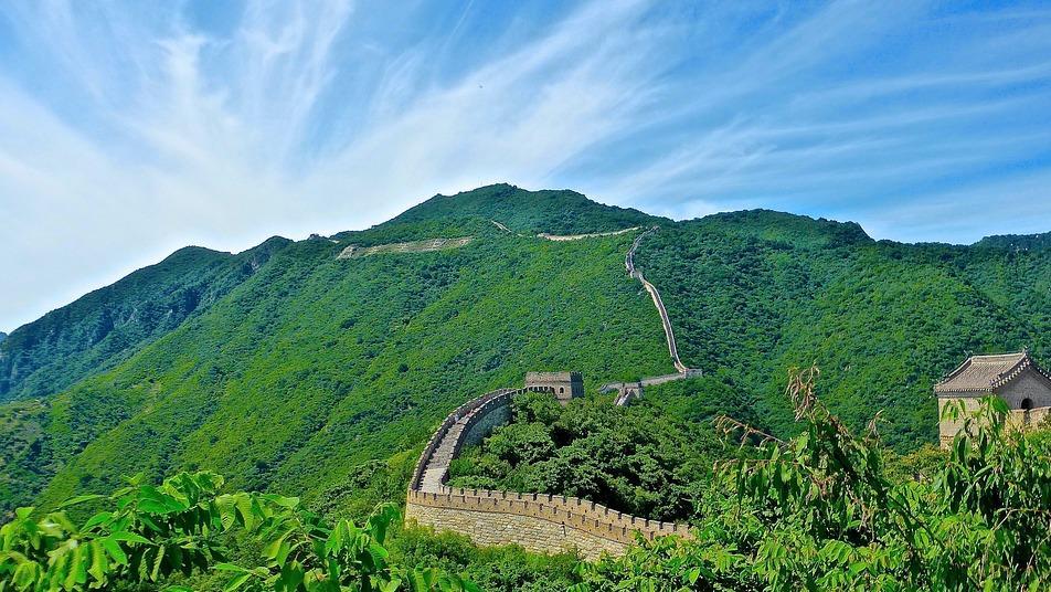 Великая Китайская стена [cc]