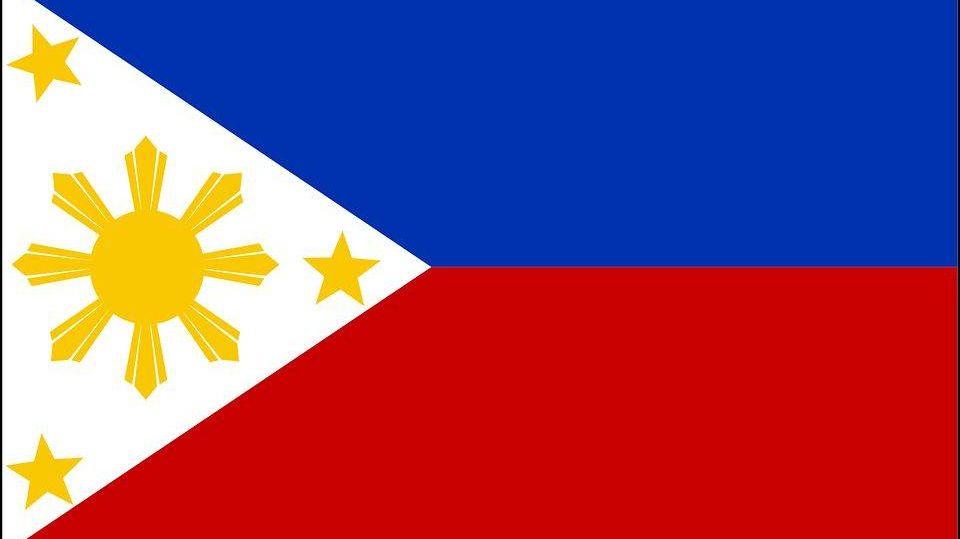 Филиппинский флаг.