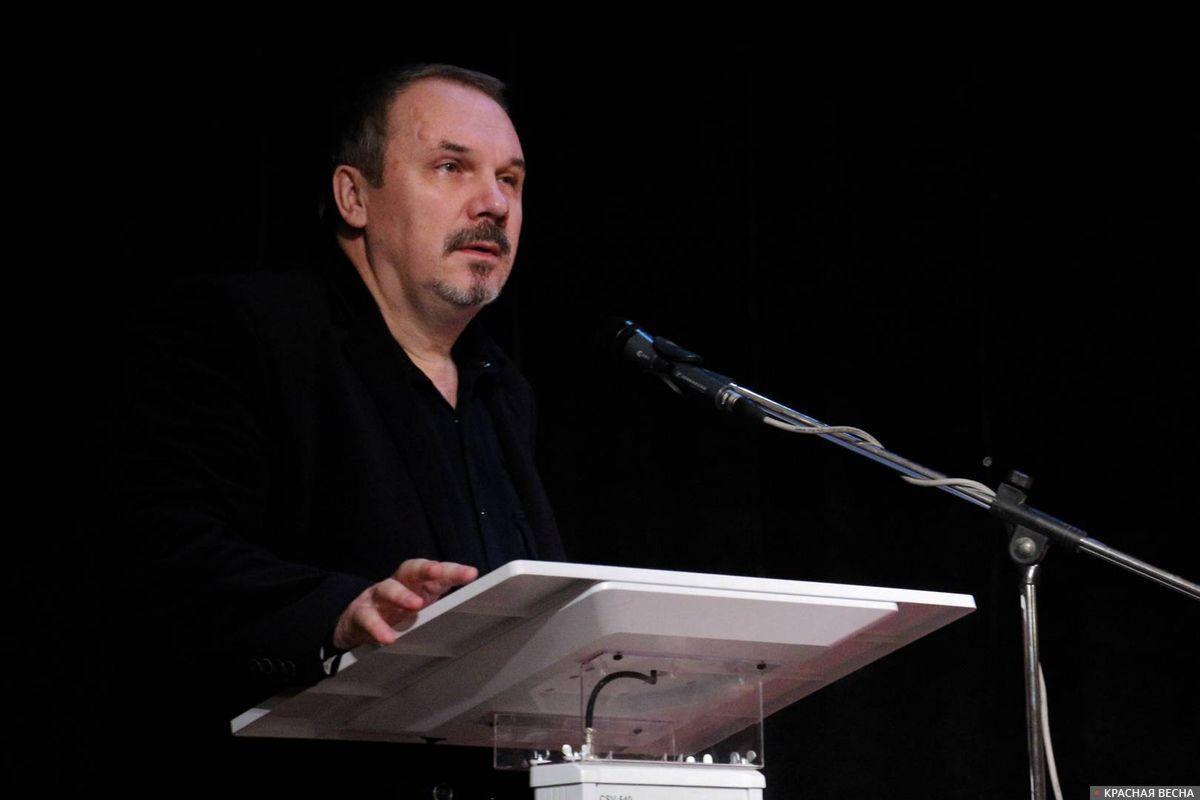 Художественный руководитель пермского театра «У Моста» Сергей Федотов