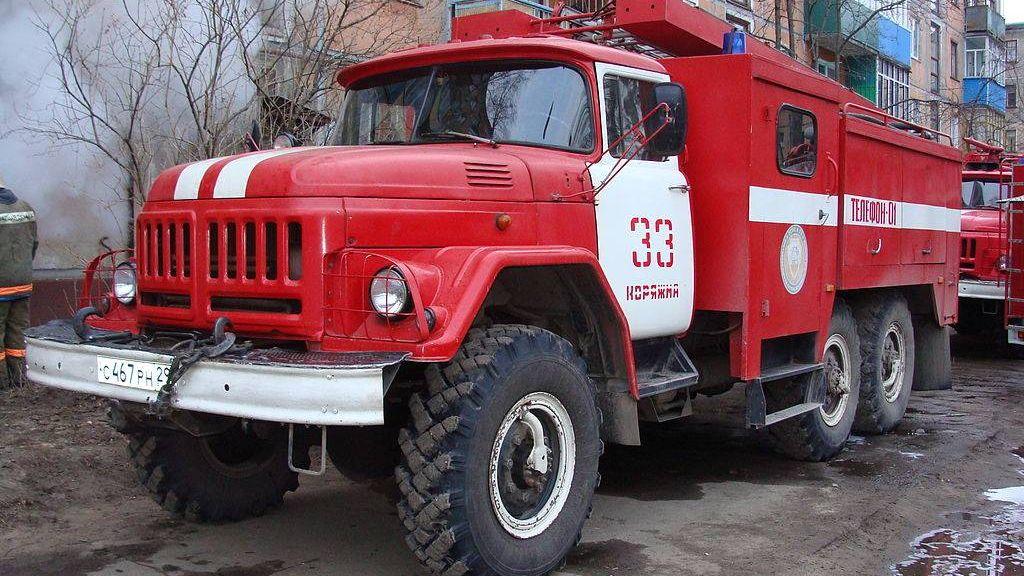В помещении сетевого трактира вКазани произошел пожар