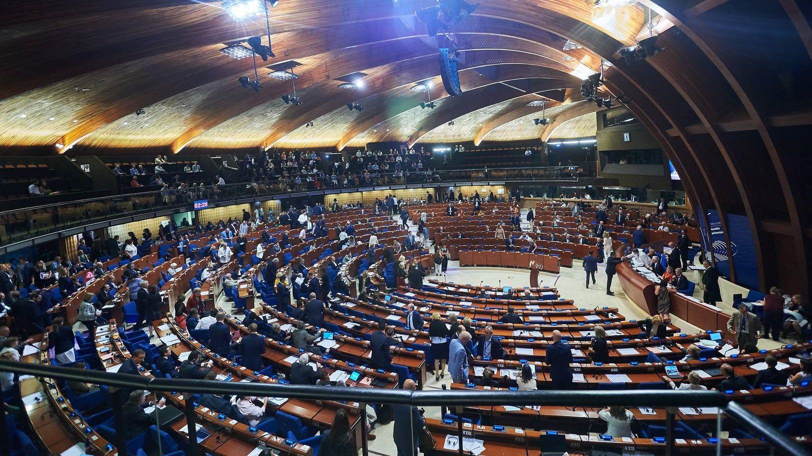 Зал Совета Европы (ПАСЕ)