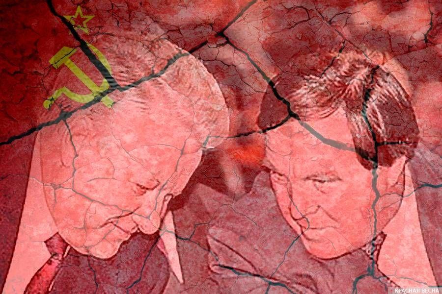 Полторанин и Ельцин