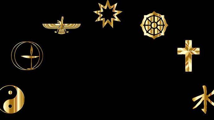 Символы религий