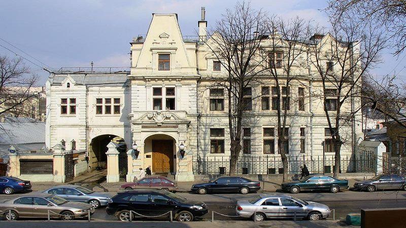 Москва.Центральный дом  литераторов