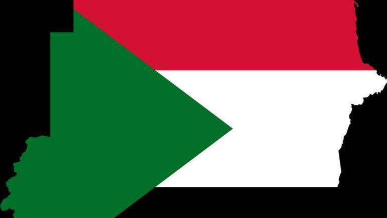 Стилизованный флаг Судана