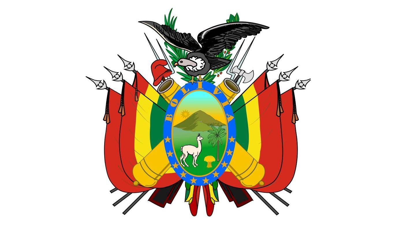 Герб Боливии