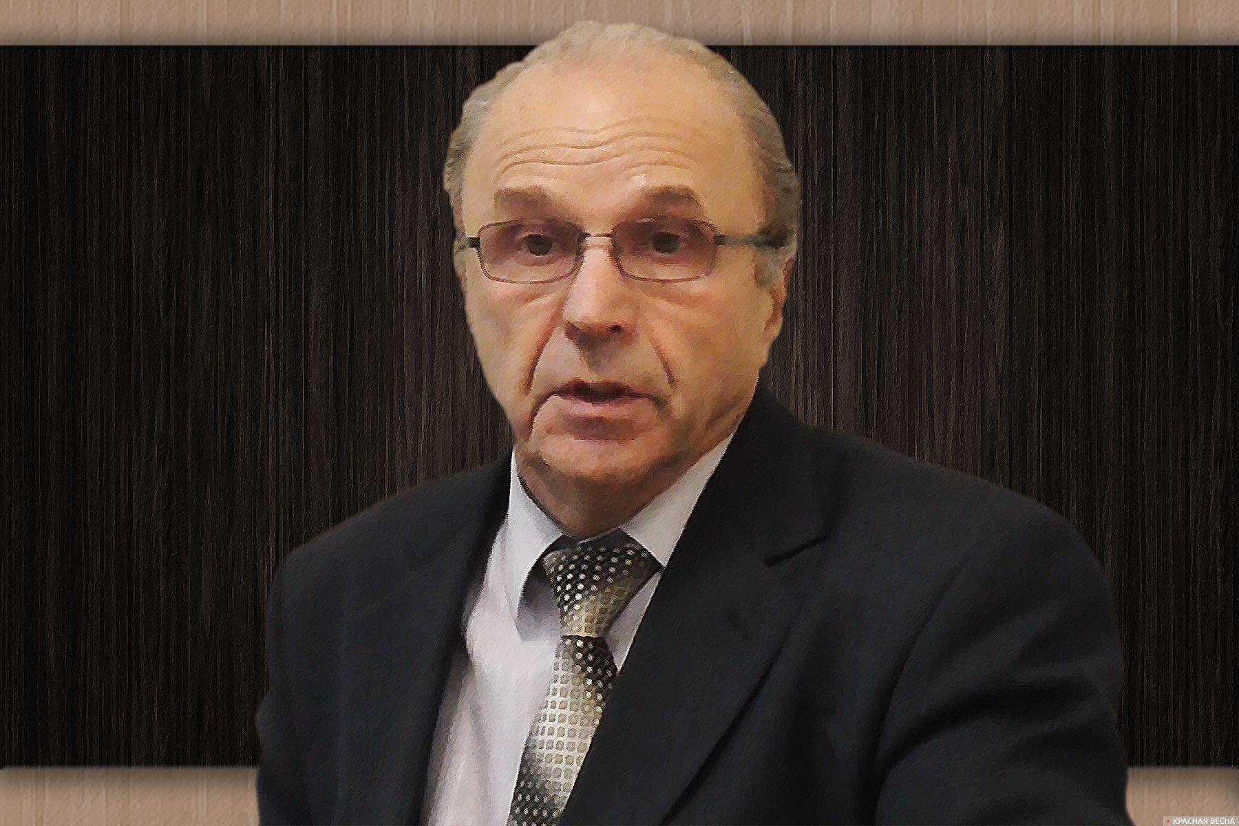 Бакулин Владимир Иванович