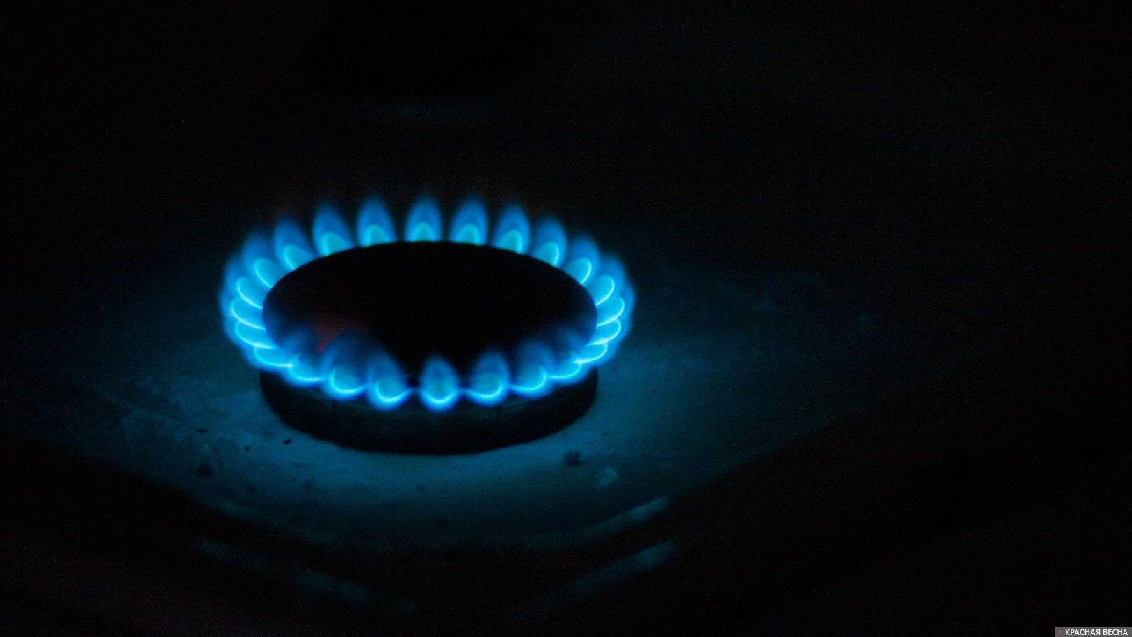 Газ. Газовая горелка