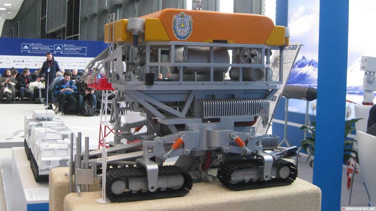 Рабочий телеуправляемый подводный комплекс (МГТУ им. Н.Э.Баумана)