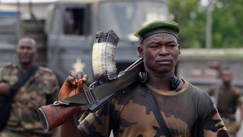 Африканские военные