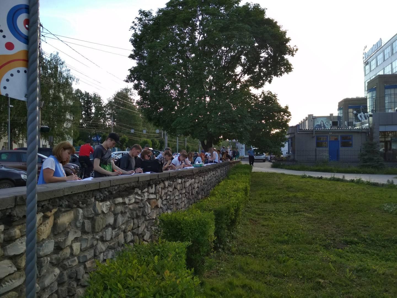 Опрос АКСИО в Кирове