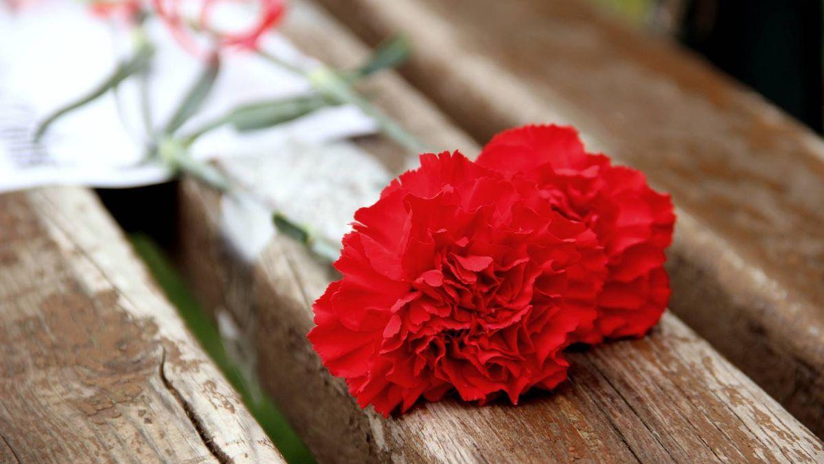 В память о трагедии в Керчи