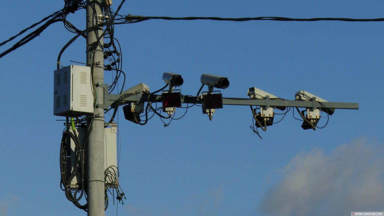 Камеры ведеонаблюдения