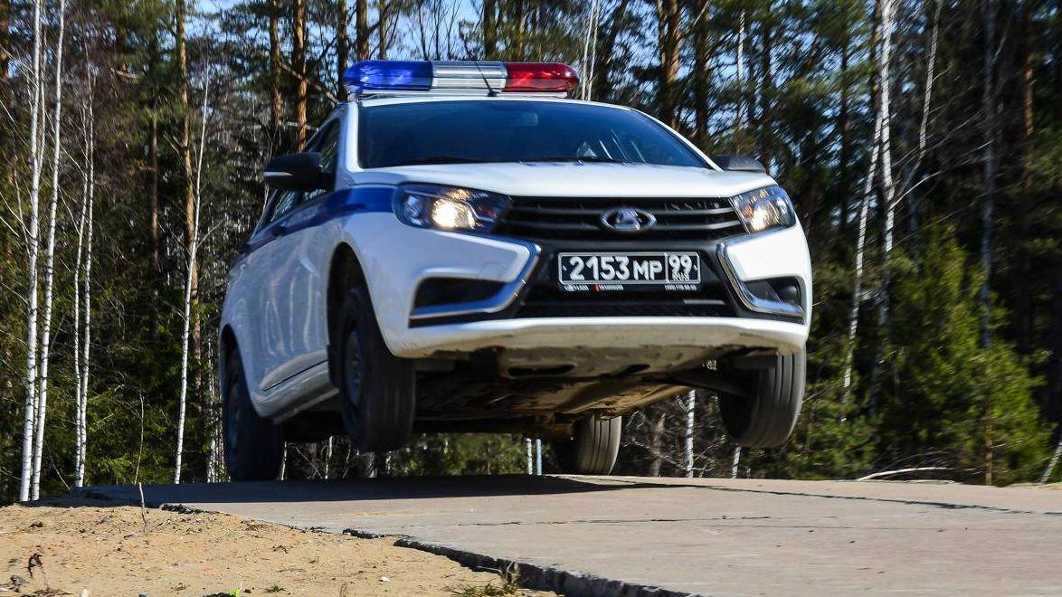 Региональный этап конкурса «Дорожный патруль»