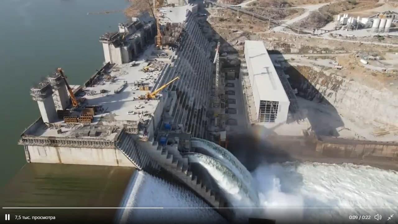ГЭС «Хидасэ»