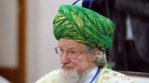 Верховный муфтий России Талгат Таджуддин