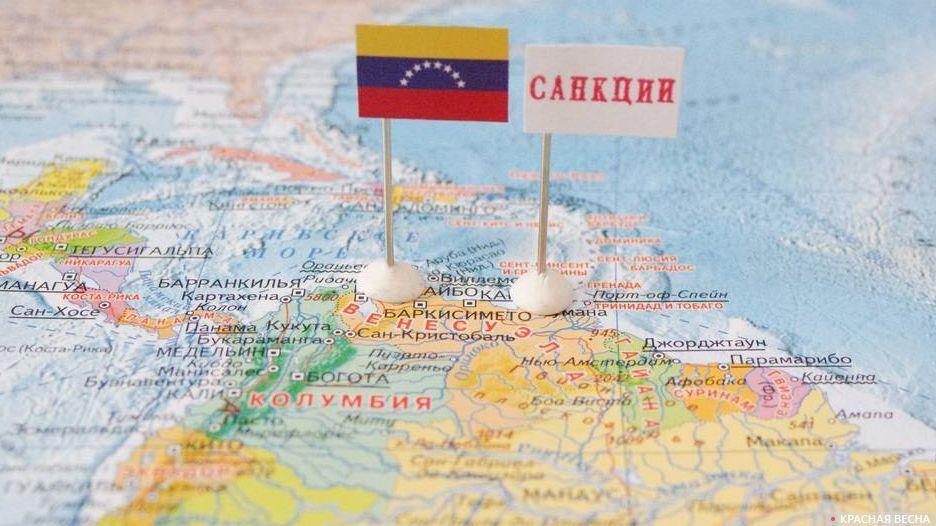 США неисключили нефтяного эмбарго против Венесуэлы