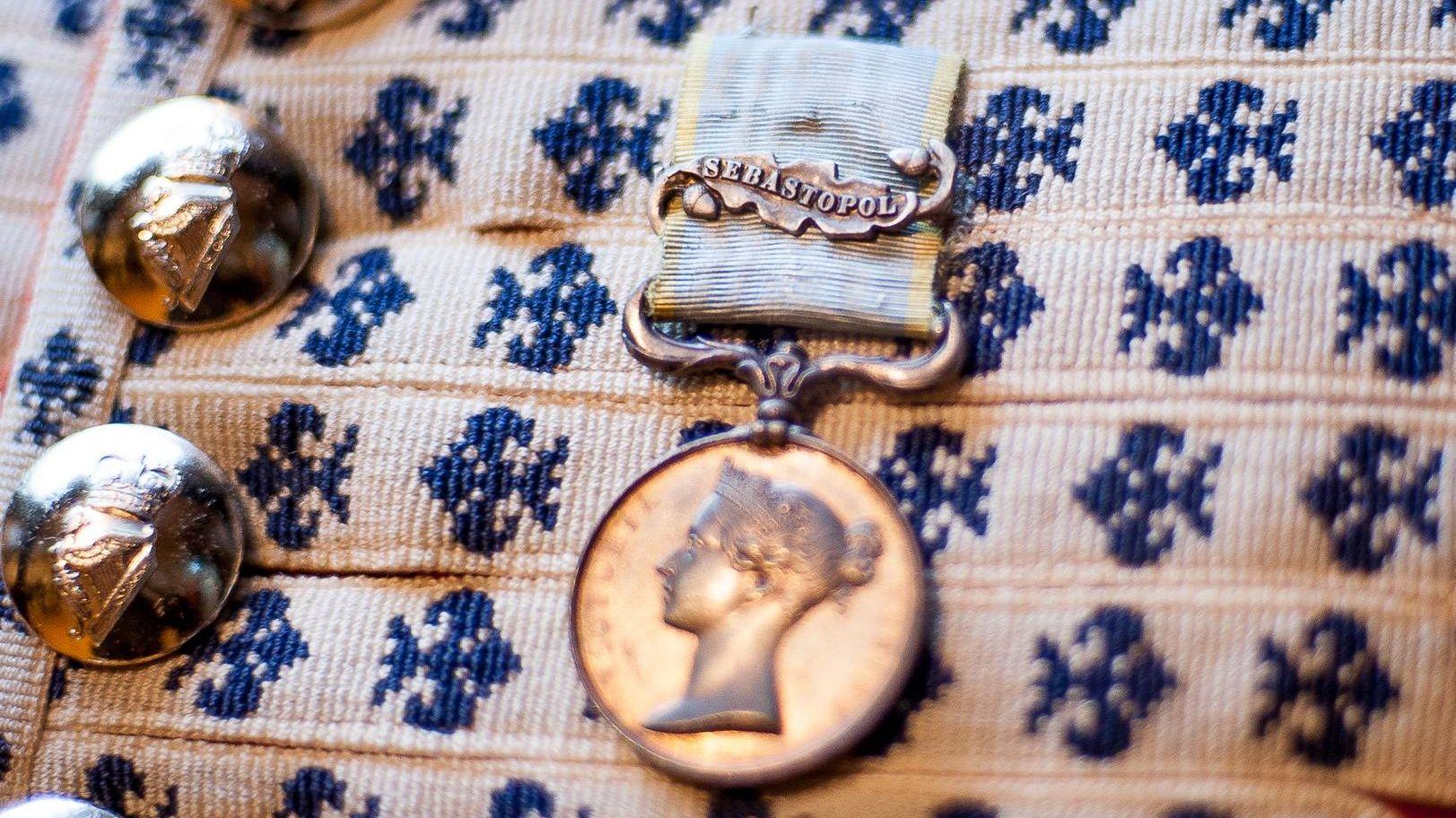 Британская медаль за Крымскую Войну