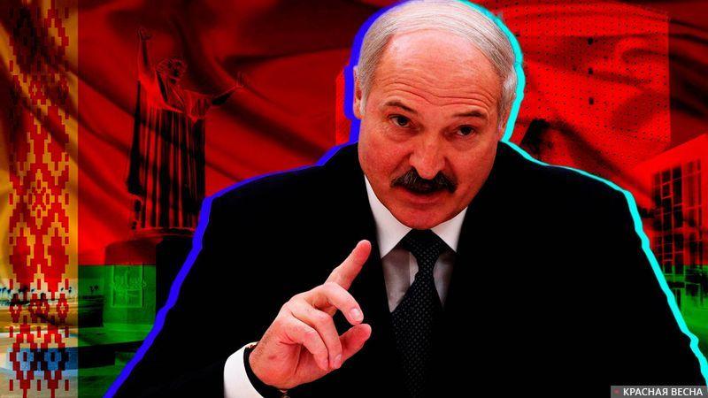 Президент Белоруссии А. Лукашенко