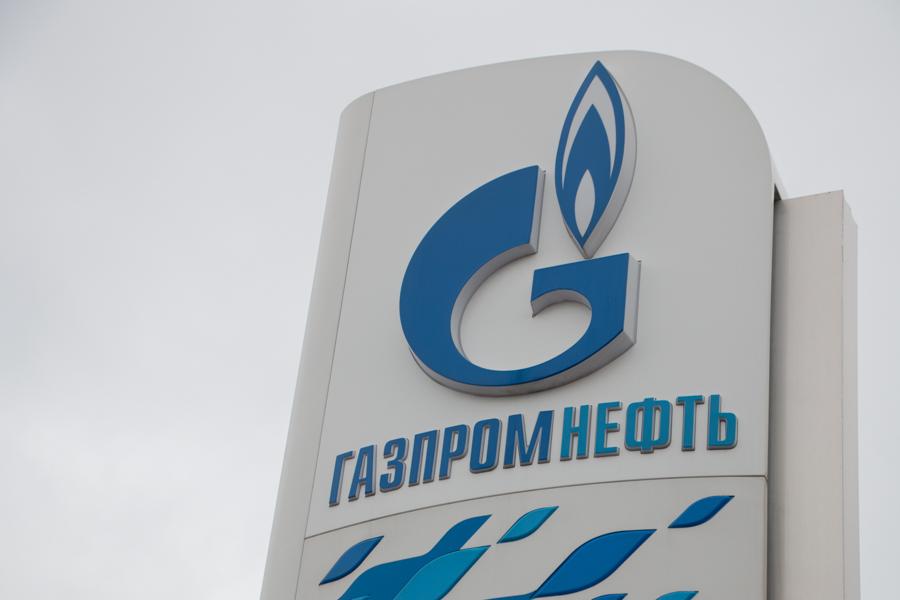 Автозаправочная станция. Газпром.